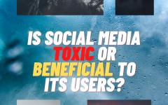 Social media poll question