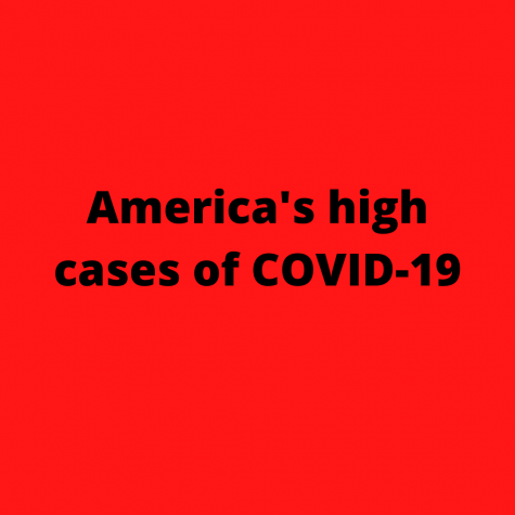 Some reasons why America has high cases of COVID-19
