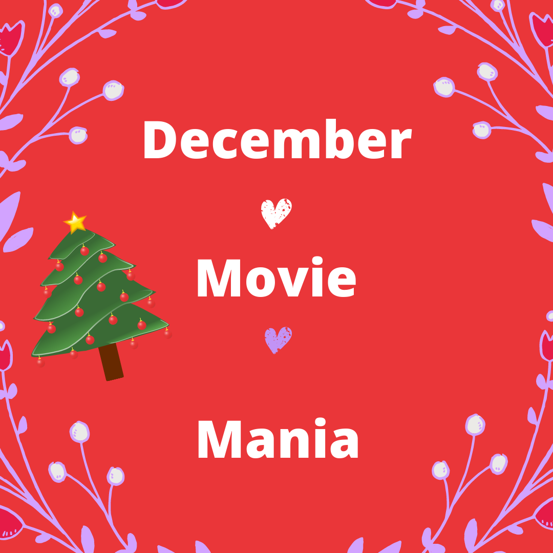 Holiday movies from now and past.