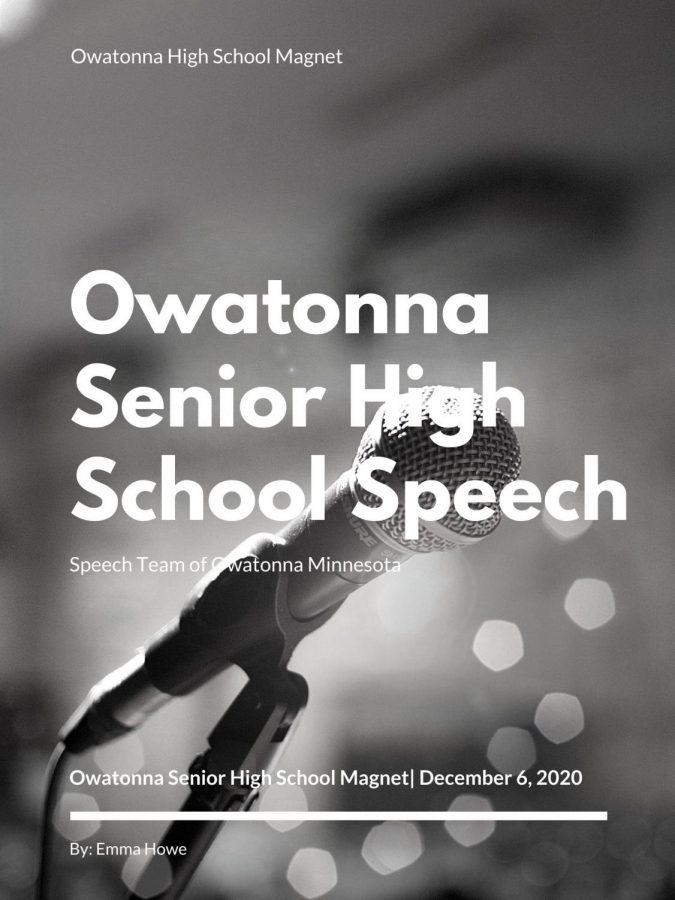 OHS Speech Team starts the new season with virtual practices