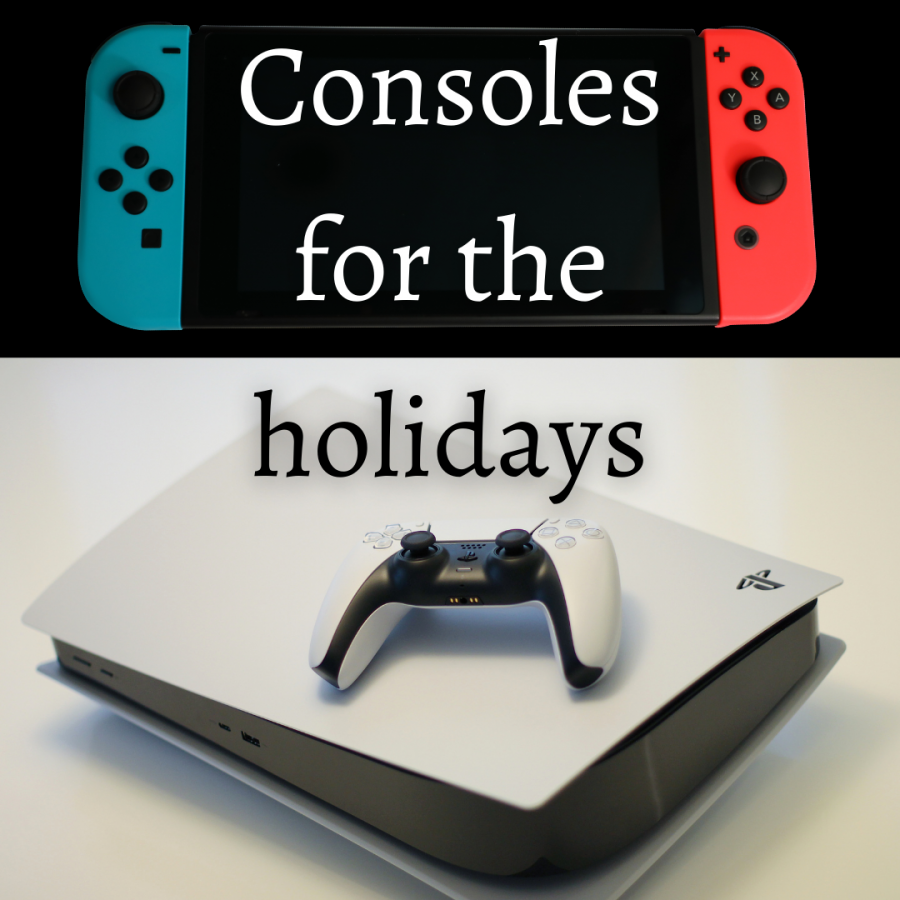 Consoles for the holidays