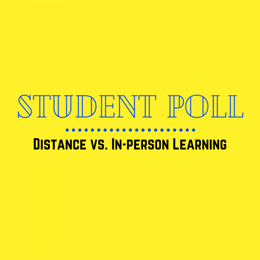 Distance Learning vs. In-Person Learning