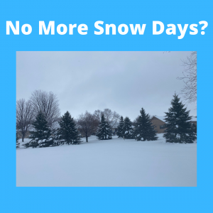 On Jan. 15 Owatonna Public Schools issued an E-Learning Snow day for the first time