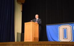 On Feb. 3, OHS hosted NCAA signing day
