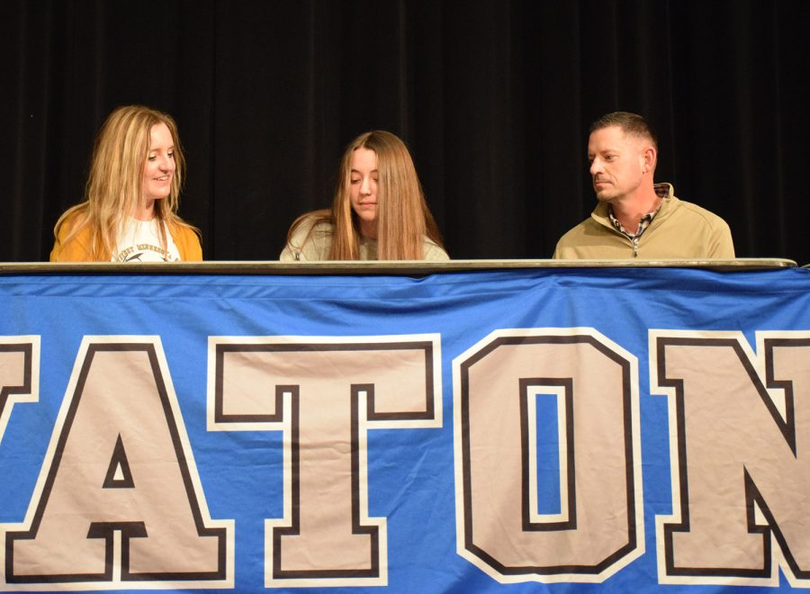 Emma Dahnert signs to play Division II soccer at Southwest Minnesota State University