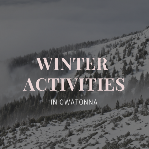 Winter activities to do throughout Owatonna, MN