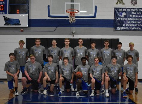 Owatonna Boys Basketball team will play at the Minnesota State Tournament vs. Shakopee at 7 p.m on Wednesday, March 31