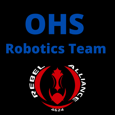 OHS Robotics Team Rebel Alliance preparing for virtual competition