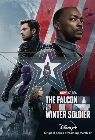 "Marvels new series ""Falcon and the Winter Solider"" is soon to be released on Disney Plus."