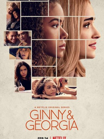 "Netflix new series ""Ginny and Georgia"" released now."