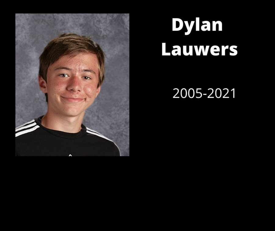 OHS student Dylan Lauwers 2005-2021