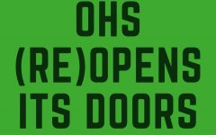 After just over a year in hybrid and distance learning models, OHS returned to school four days per week.
