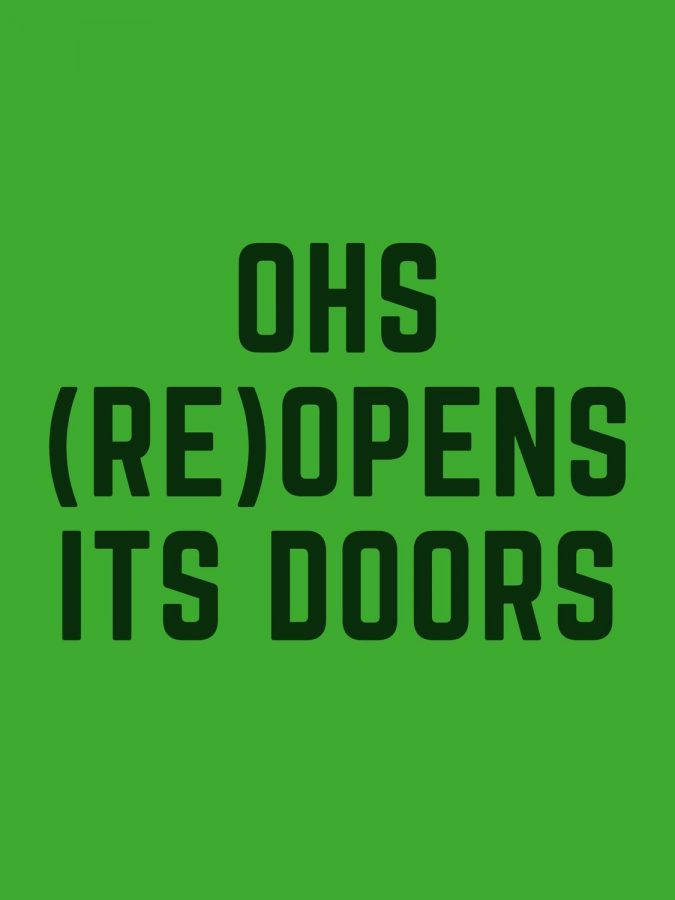 New rules implemented as OHS returns to in-person learning