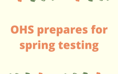 OHS prepares for spring testing