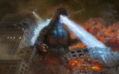 Godzilla laying waste Source: Bloody Disgusting