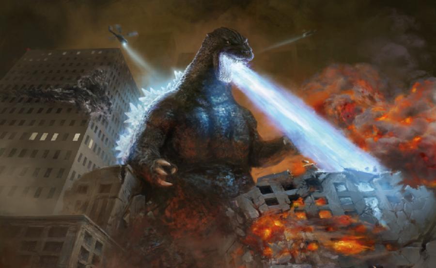 Godzilla+laying+waste+Source%3A+Bloody+Disgusting