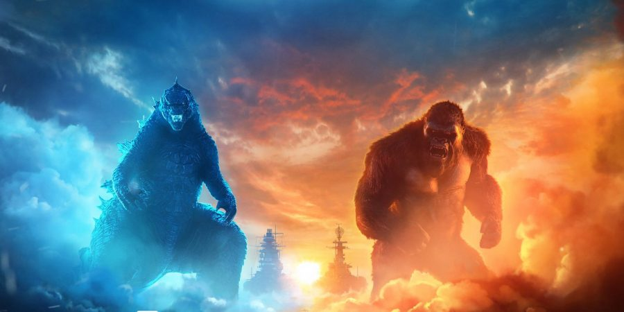 Showdown of Godzilla vs. Kong