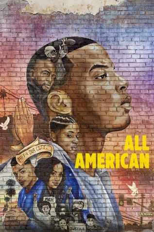CW network releases its third season of All American