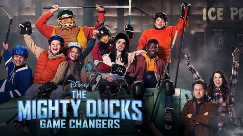 The Mighty Ducks: Game Changers first season on Disney+ Source: spoilertv.com