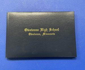 Owatonna High School diploma