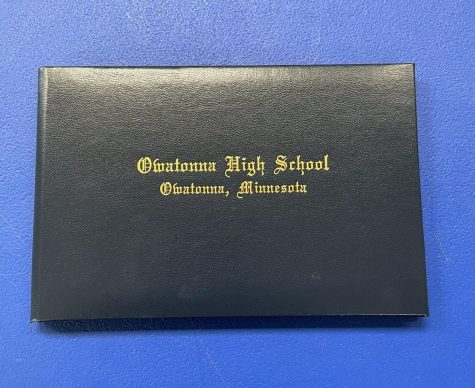 Owatonna High School diploma
