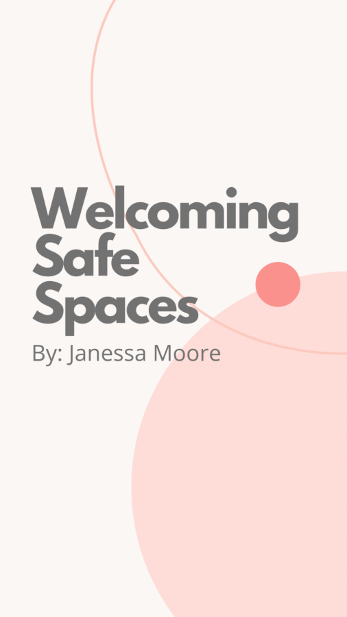 Welcoming safe spaces
