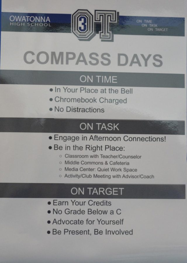 Compass Days give students added flexibility