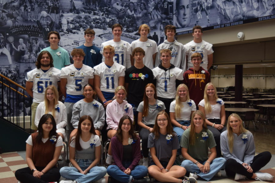 2021 OHS Homecoming Court