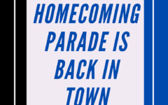 First homecoming parade in 2 years due to COVID-19