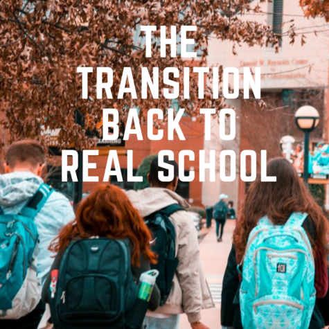 OHS students return to school full time